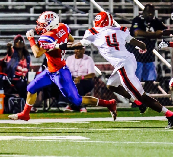 Recruiting Interview: WR/FS Caleb Meaux, Parkview Baptist